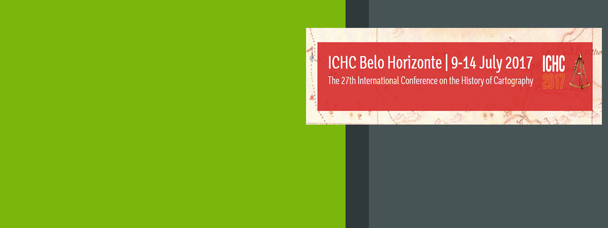 International Conference on the History of Cartography - Belo Horizonte - 2017